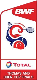 Badminton - Uber Cup - 2018 - Detailed results