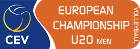 Men's European Junior Championships U-20