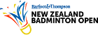 Badminton - New Zealand Open Mixed Doubles - 2015 - Detailed results