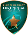 Rugby - European Rugby Continental Shield - 2016/2017 - Home