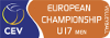 Volleyball - Men's European Championships U-17 - 2017 - Home