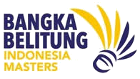 Badminton - Bangka Belitung Indonesia Masters - Men - 2019 - Detailed results