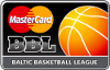 Basketball - Baltic Basketball League - BBL - Group B - 2017/2018 - Detailed results