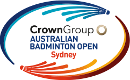 Badminton - Australian Open - Mixed Doubles - 2013 - Detailed results