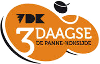 Cycling - Driedaagse van De Panne - 1987 - Detailed results