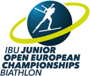 Biathlon - IBU European Junior Championships - 2011/2012