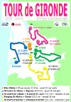 Cycling - Tour de Gironde - 2015 - Detailed results