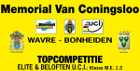 Cycling - Memorial Philippe Van Coningsloo - 2012 - Detailed results