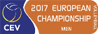 Volleyball - Men's European Championship - 2017 - Home