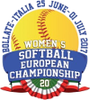 Softball - Women's European Championships - 2017 - Home