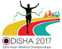Athletics - Asian Championships - 2017