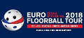 Men's Euro Floorball Tour - Czech Republic