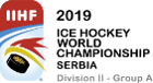 Ice Hockey - World Championships Division II A - 2019 - Home