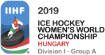 Ice Hockey - Women's World Championships - Division I A - 2019 - Home