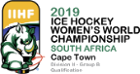 Ice Hockey - Women's Division II B - Qualifications - 2019 - Home