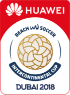 Beach Soccer - Intercontinental Cup - 2018 - Home